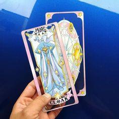 Ace Of Hearts, Clear Card, Cardcaptor Sakura, Cloak, Anime, Letters, Mantle, Anime Shows, Robe
