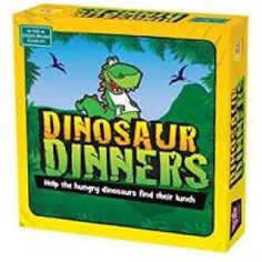 Dinosaur Dinners - Maze Puzzles - Toys and Games Ireland