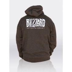 Blizzard 20th Anniversary Zip-up Hoodie