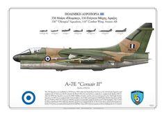 IK-80-20 LTV A-7E Corsair II Hellenic 159274-A3 | Flickr - Photo Sharing!