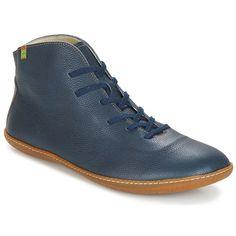 Chaussures Boots El Naturalista EL VIAJERO Bleu 139€