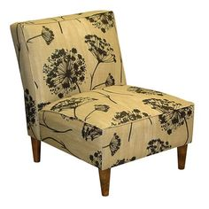 I pinned this Queen Anne's Lace Accent Chair from the Edgar Allan Poe event at Joss and Main! For Sue...