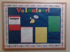 School volunteer board