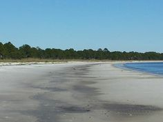 Carrabelle Beach, FL- Going with Nathan's family in September. Can't wait!
