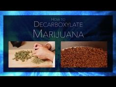 How to Easily Decarb Marijuana [Updated for - Original Weed Recipes Weed Recipes, Marijuana Recipes, Medical Cannabis, Cannabis Oil, Chinese Herbs, Natural Life, Natural Home Remedies, Homeopathy, Herbalism