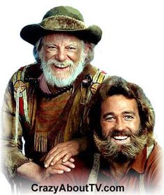 The Life and Times of Grizzly Adams 1977-1978. Mountain man who befriends Ben The Bear, an Indian and a Trader. He helped people in trouble and protected the wildlife.