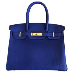 7f3432725123 Birkin 30. Hermès HandbagsLeather HandbagsHermes BirkinJoli ClosetZadig ...