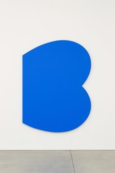 Sculpture / Painting by Ellsworth Kelly.
