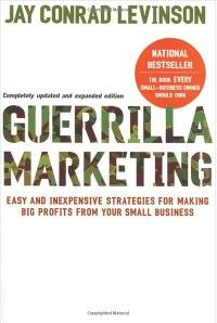 """Thirty years ago, Jay Conrad Levinson took marketing out of the world of Mad Men and huge corporations into the hands of entrepreneurs and small businesses. The book explains why it's no longer necessary to spend a great deal of money to gain visibility, as long as you're willing to get creative. Amazingly, the book got it """"spot on"""" way before anybody was talking about """"going viral."""" #Marketing #Business #Entrepreneur"""