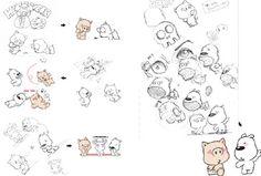 두기에게 배우는 캐릭터 10계명 - 디자인정글매거진