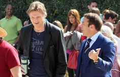 Entourage Movie Gets Release Date: Liam Neeson Seen on Set!