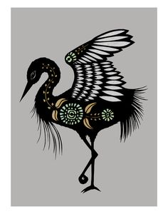 cut paper art by Angie Pickman, Rural Pearl etsy