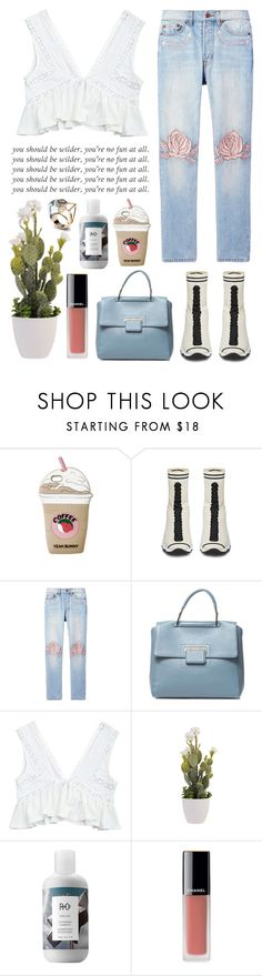 """6.005"" by katrinattack ❤ liked on Polyvore featuring Fendi, Bliss and Mischief, Furla, R+Co, Chanel, Alexis Bittar, festival, festivalfashion, festivaloutfit and polyvorefashion"