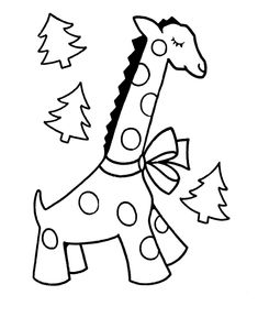 Christian Christmas Coloring Pages For Toddlers