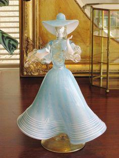in Pottery, Glass, Glass, Art Glass Venetian Glass, Murano Glass, Living In Europe, Glass House, Porcelain Ceramics, Delft, Statues, Art Work, Glass Art