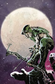 GREEN ARROW VOL. 9: OUTBREAK TP