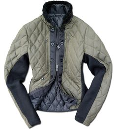 Denham AW11 MEN: ROGUE LINER  Reversible/Convertible Quilted Liner Tranforms to a Button-In Insulator