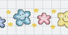 Thrilling Designing Your Own Cross Stitch Embroidery Patterns Ideas. Exhilarating Designing Your Own Cross Stitch Embroidery Patterns Ideas. Baby Cross Stitch Patterns, Cross Stitch For Kids, Cross Stitch Borders, Cross Stitch Baby, Cross Stitch Charts, Cross Stitch Designs, Cross Stitching, Cross Stitch Embroidery, Hand Embroidery Patterns
