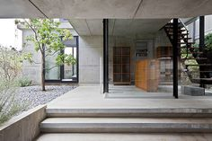 House in Eifukucho by Upsetters Architects