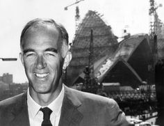 Danish architect Jørn Utzon, born April 9, 1918 in Copenhagen, is best known for designing the Sydney Opera House in Australia. When it was declared a World Heritage Site on 28 June 2007, Utzon became only the second person to have received such recognition for one of his works during his lifetime.