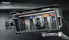 "Panasonic : ""captures everything"""
