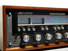 """Marantz - 2265B ,Vintage Audiophile Stereo Receiver"" !... http://about.me/Samissomar"