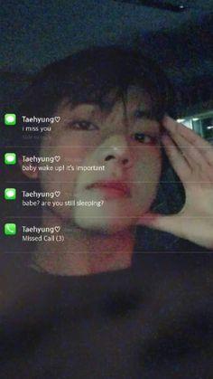 Bts képek - 😍Phone (V) - Wattpad Bts Taehyung, Bts Bangtan Boy, Foto Bts, Bts Wallpaper Lyrics, Boy Band, V Bts Cute, Bts Texts, Bts Aesthetic Pictures, Bts Backgrounds