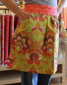 artisan apron - pattern and instructions free download