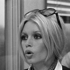 """missbrigittebardot: """" Brigitte Bardot in """"Les Femmes"""", 1969 """""""