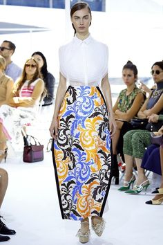 Catwalk photos and all the looks from Delpozo Spring/Summer 2016 Ready-To-Wear New York Fashion Week I Love Fashion, New York Fashion, Runway Fashion, Spring Fashion, High Fashion, Women's Fashion, Vogue, Spanish Fashion, Delpozo