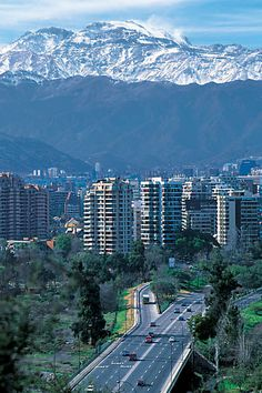 santiago de chile was founded on Feb, 12 The region of Santiago is located in the combination of the earth sign Virgo with the air sign Gemini for radius/field level Places Around The World, Travel Around The World, Around The Worlds, Great Places, Places To See, Beautiful Places, Latin America, South America, Ushuaia