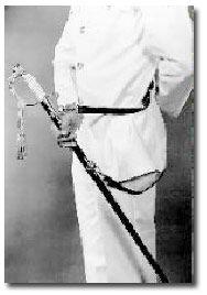 How to wear the Navy Sword & Coast Guard Sword, #2