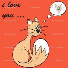 for Valentines Day vector for Red Background and Funny greeting card as well as Funny Cartoon