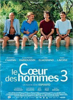 LE COEUR DES HOMMES 3 - 2 teasers, 1 affiche, 1 synopsis et des photos (Actus)