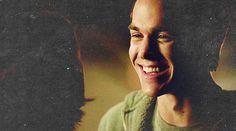 """Kai laughing is my aesthetic The Vampire Diaries Kai, Vampire Diaries Seasons, Vampire Diaries The Originals, Chris Wood, Damon Salvatore, Supergirl, Kai Parker, Joseph Morgan, Paul Wesley"