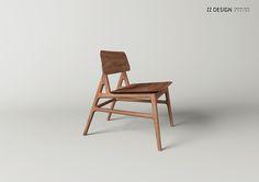 Kuankuan chair by Mario Tsai #design #furniture #chair #wood #chaise