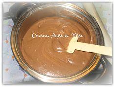 Lara Costantini Cake Designer: BAVARESE NOCCIOLATA ALLA NUTELLA