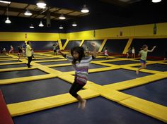 Sky High Sports | Naperville - trampolines, dodgeball