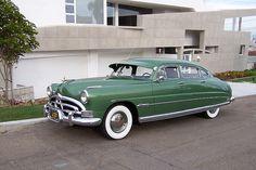 1951 Hudson Hornet Four Door Sedan