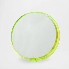 ROUND ACRYLIC MIRROR - Mirrors - Decoration | Zara Home