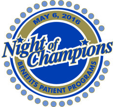 Mark your calendar forFriday, May 6, 2016: Magee's 16th Annual Night of Champions at Penns Landing Caterers. All proceeds benefit Magee patient programslikeart therapy,horticultural therapy, t…