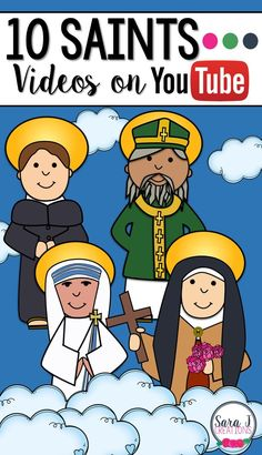 Ideas for teaching about the saints to kids. This is perfect for All Saints' Day and has lots of ideas for Catholic schools and homes. Catholic Schools Week, Catholic Religious Education, Catholic Crafts, Catholic Kids, Catholic Homeschooling, Catholic Confirmation, Catholic Catechism, Religion Activities, Teaching Religion