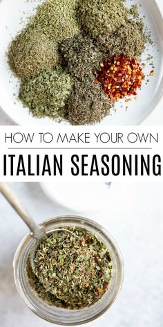 Could You Eat Pizza With Sort Two Diabetic Issues? Homemade Italian Seasoning Recipe Via Theforkedspoon Homemade Italian Seasoning, Homemade Seasonings, Honey Chipotle Chicken, Pizza Pasta Salads, Asparagus Soup, Seasoning Mixes, Korn, Chicken, Cooking