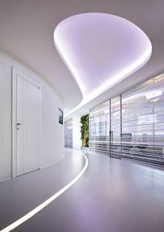 Barausse Utilteitsdeuren In Het Kantoorgebouw Van IBM Italy Interior Design