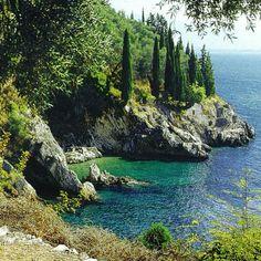 So pretty! I'd love to visit Corfu.