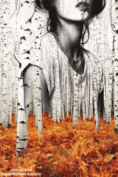 Double Exposure/ Double Vision - Inspirational artwork and art news - Kunst Vision Photography, Double Exposure Photography, Infrared Photography, Creative Photography, Portrait Photography, Nature Photography, Photography Ideas, Family Photography, Implied Photography