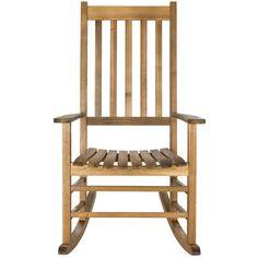Shasta Acacia Rocking Chair