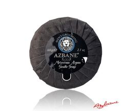 This Azbane gentle soap for beard, moustache and face is another essential item for daily men's beard grooming. From Azbane, a family run beard grooming product business from Morocco, this bar of soap is kind to skin while working hard to get rid of greasy residue and impurities in the skin without compromising the natural nutrients in skin and hair