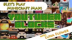 Let's Play Modded Minecraft, YouTuber Blocks Minecraft Mods, Lets Play, Im Trying, Youtubers, Maps, Let It Be, Fun, Blue Prints, Map