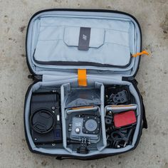MOBILE REBELS - The @loweprobags ViewPoint CS 80 can fit a ton of action cameras point and shoots accessories and other gear. Then it gets packed away into the ViewPoint BP 250 AW nicely. #lowepro #viewpoint by the_brotographer
